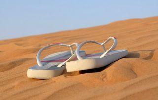 Beach Flip Flop Designs