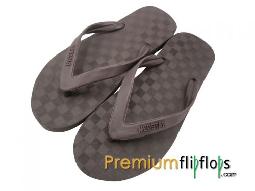 Gents Dark Collection Flip Flops