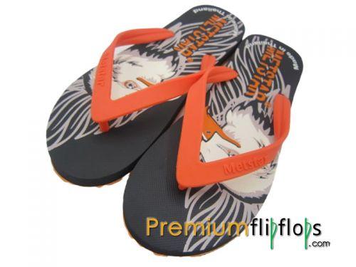 Gents Flying Eagle Slippers Flip Flops