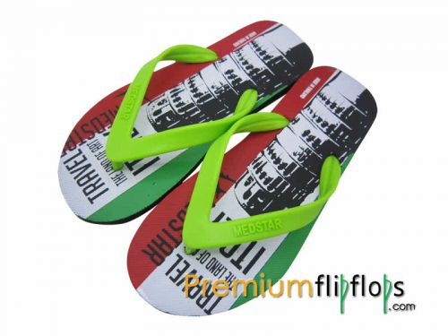 Gents Leaning Tower Flip Flops