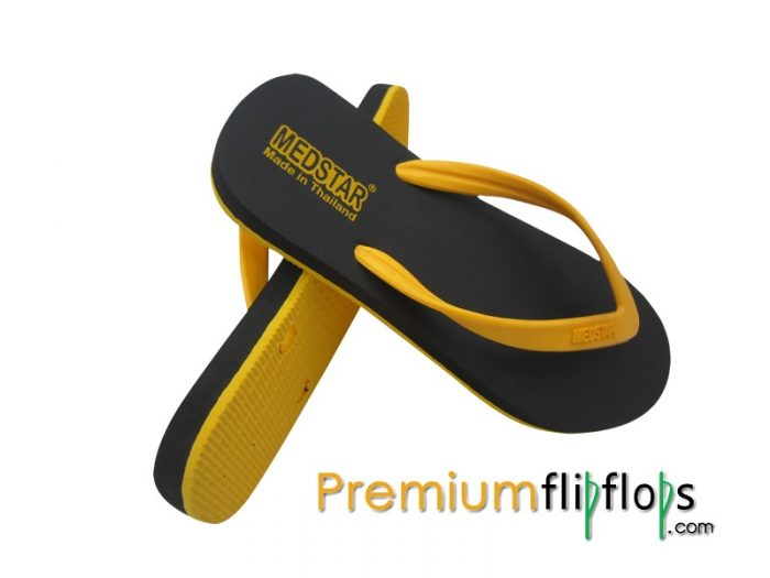 Gents Quality Rubber Recycleable Flip Flops