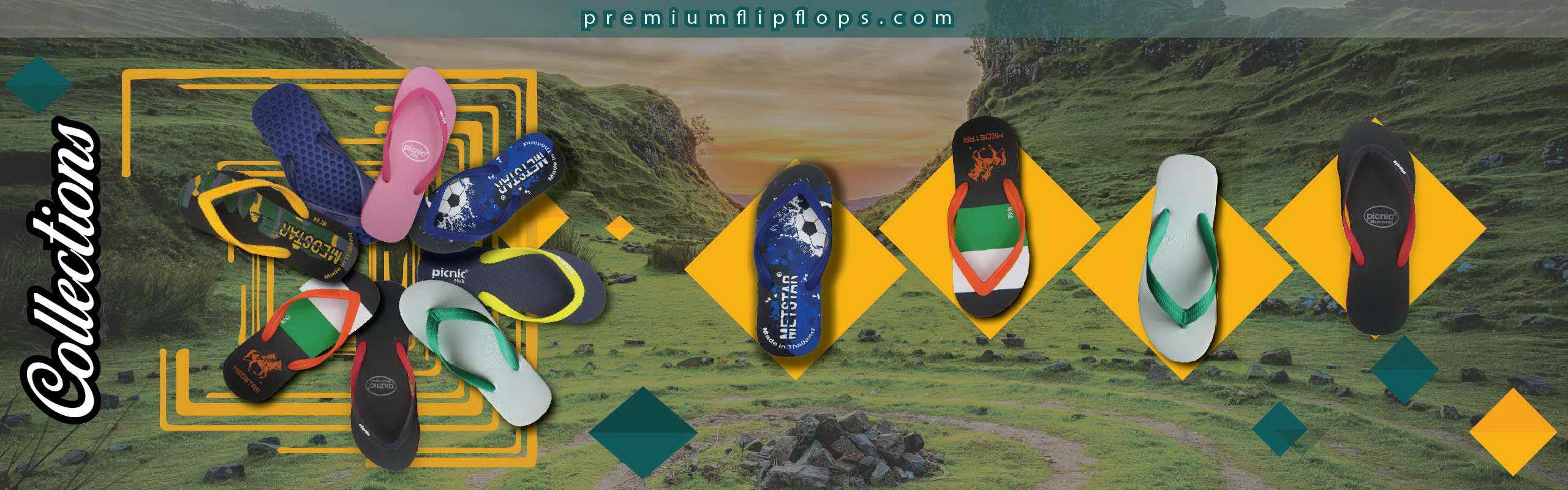 Sandal Jepit Premium Kualitas Ekspor